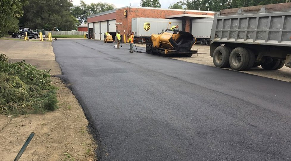 Commercial Asphalt & Sealcoating
